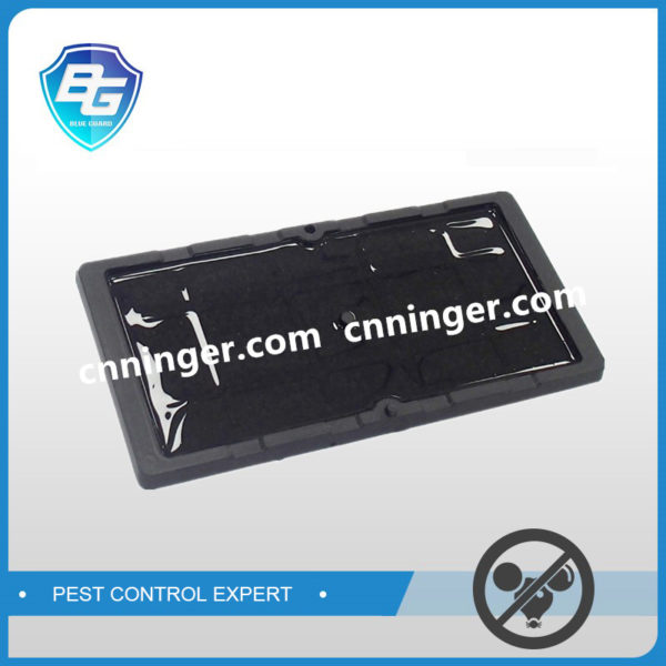 Plastic tray mouse rat glue trap