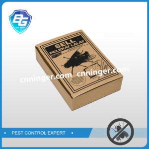 kraft paper fly glue trap