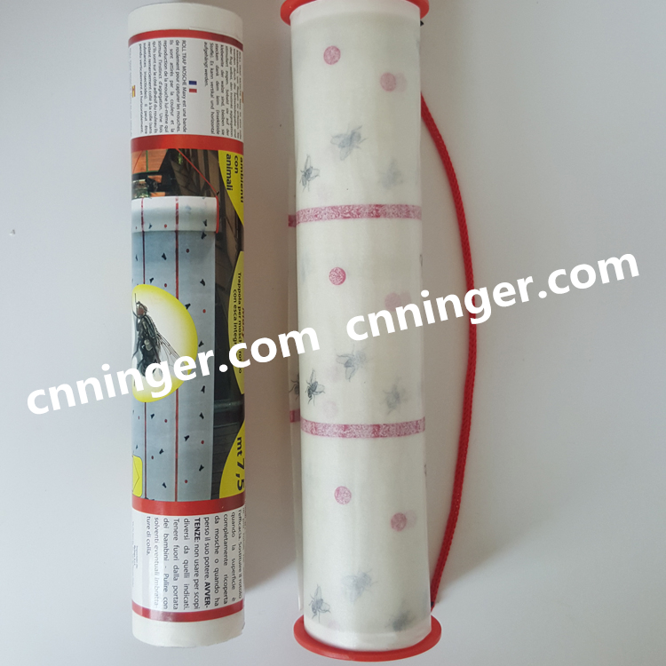 Giant Fly Trap Adhesive Glue Roll