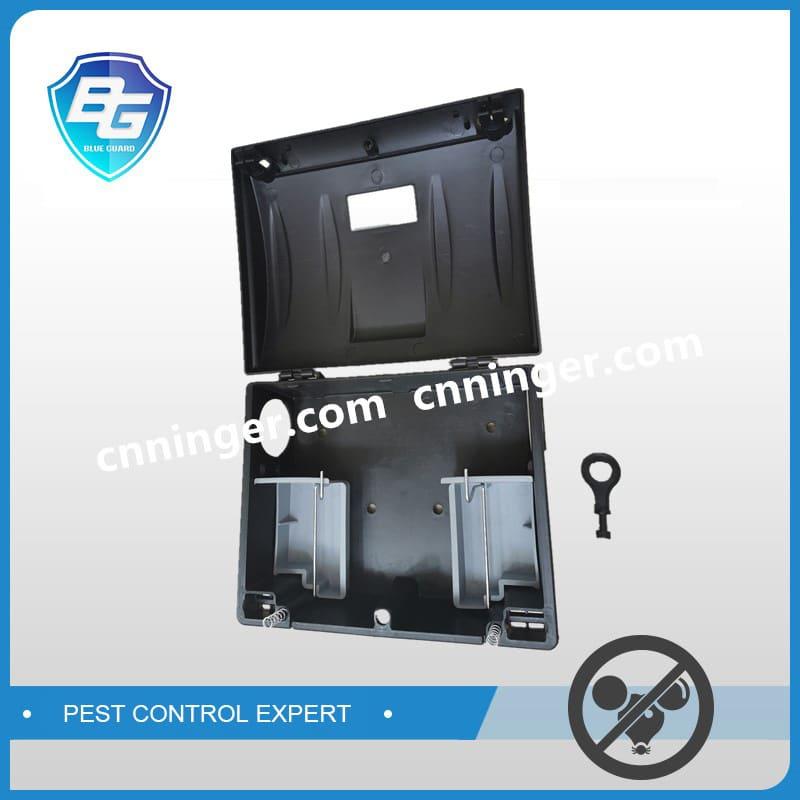 China Rat Mouse Plastic Bait Station Box Supplier Factory